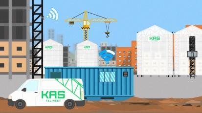 KAS Oxia 3D – Ketterä telinehallintajärjestelmä